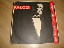 "FALCO - VIENNA CALLING-86 EDIT/MIX [A&M] 7"""