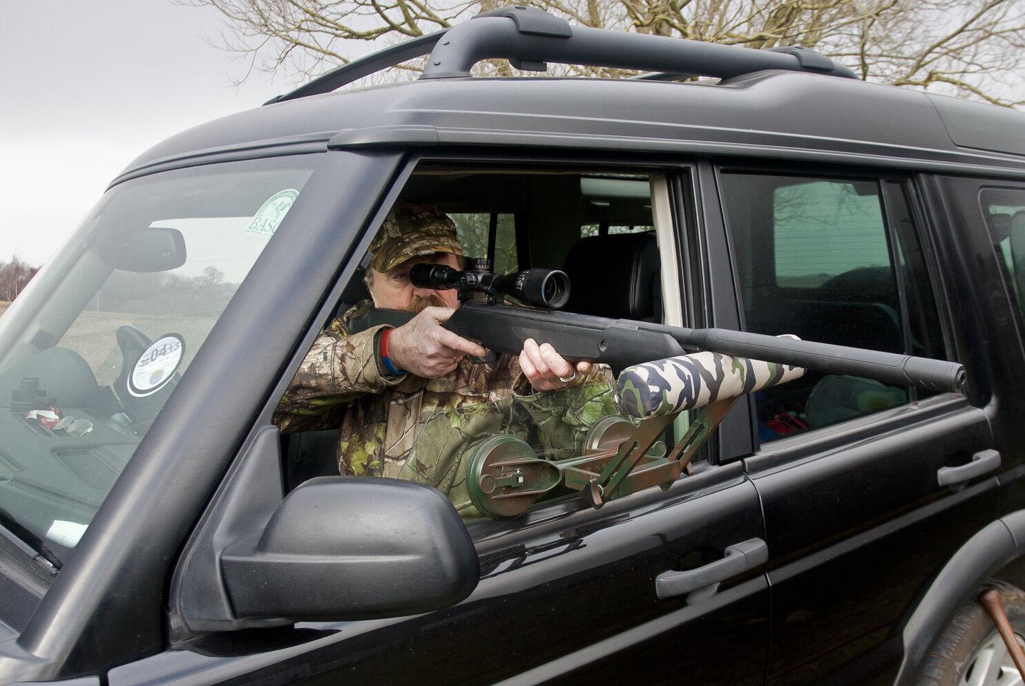 Pistola O Cámara Resto. único soporte para rifles, cámaras y telescopios.