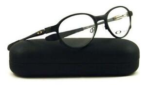 da5428d5f49 Oakley Ox5067-0251 Overlord Eyeglasses Satin Black Frame 51mm