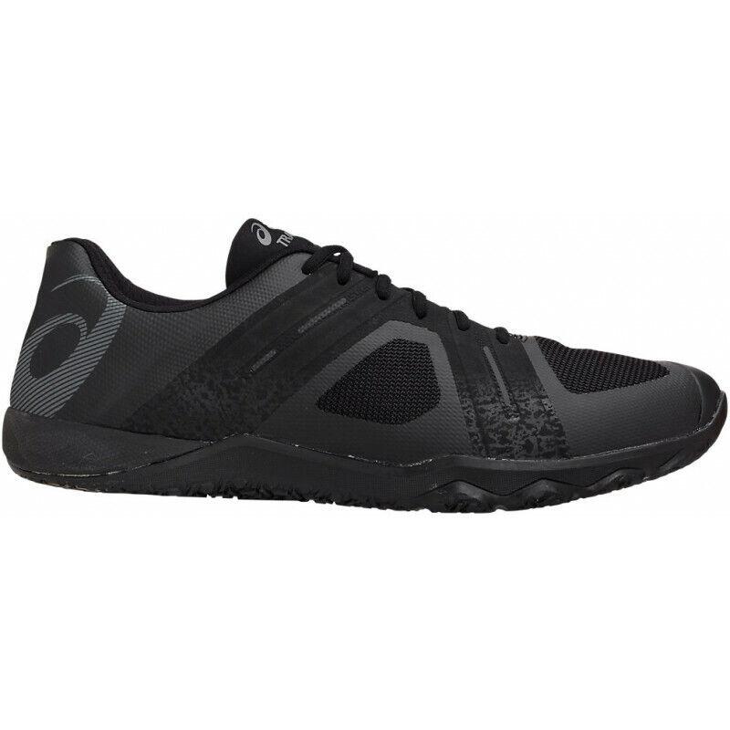 Mannens Asics Conviction X 2 mannens Training schoenen --zwart 1