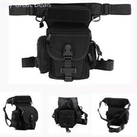 Reebow Gear Military Tactical Drop Leg Bag Tool Fanny Thigh Pack Pouch Thermite