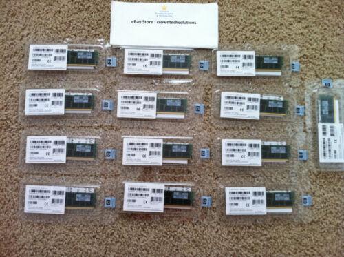 HP 500662-B21 500205-071 501536-001  8GB PC3-10600R New Retail