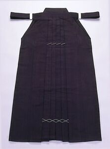 100% Authentic Kendo Uniform - Direct From Local Japanese Maker: Hakama (MT-03)