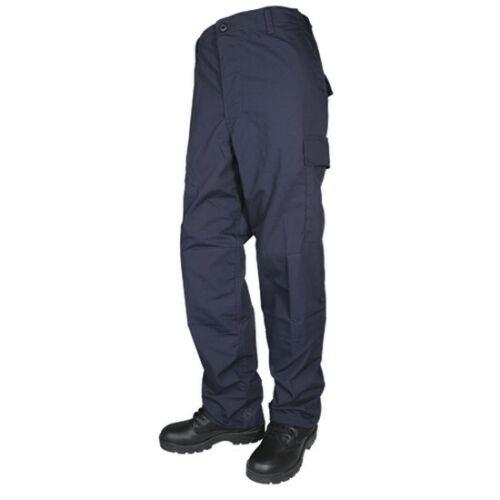 Tru Spec 1828004 Men/'s Navy Basic BDU Pant Regular Medium