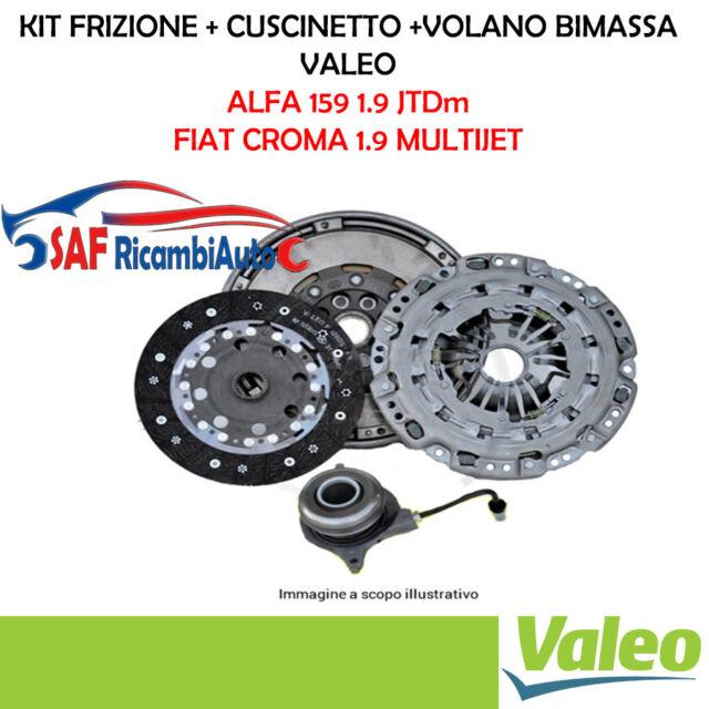 KIT FRIZIONE E VOLANO ALFA ROMEO 159 1.9-FIAT CROMA JTDM -810034 826705 836011
