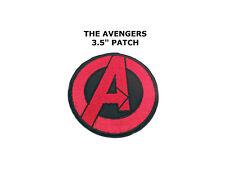 Marvel Comics Universe Avengers Classic 'A' Logo Iron on Applique Patch