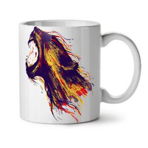 Wild Beast Horror Animal NEW White Tea Coffee Mug 11 oz | Wellcoda
