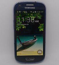 Samsung Galaxy S III Mini SM-G730V - 8GB -  Blue (Verizon) Clean ESN Fair Grade