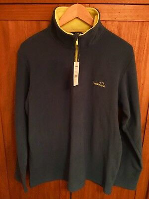 "Men's Clothing Activewear Mens Fleece ""idaho Hz"" From Freedom Trail.m.bnwt"