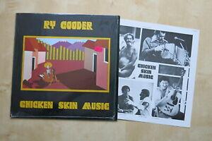RY-COODER-Chicken-Skin-Music-UK-orig-vinyl-LP-Reprise-1976-A1-B1-Mint