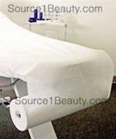 1 Perforated Disposable Bed Roll Sheets For Massage Facial Waxing 24 X 330'