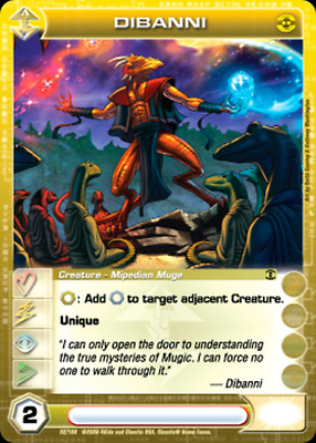 1x  Chaotic Card RARE UNUSED CODE Nimmei Random Stats