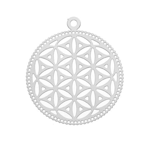 100m//rollo libre de níquel de hierro hecho a mano cadenas figaro Cadenas Enlace collar de platino