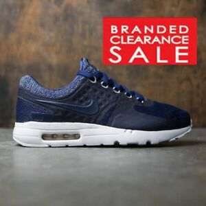 BNIB-New-Men-Nike-Air-Max-Zero-BR-Breathe-Blue-White-Size-7-8-9-10-uk