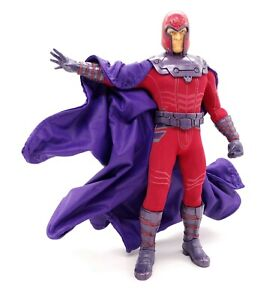 No Figure Purple /& Red Cape for Hasbro Marvel Legends Magneto