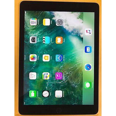 Apple Ipad Air 2 16GB, Wi-Fi, 9.7in Retina - Weltall Grau 12 M Garantie A+ Note