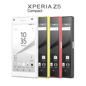 sony xperia z5 compact e5823 32gb 4g lte android smartphone ebay. Black Bedroom Furniture Sets. Home Design Ideas