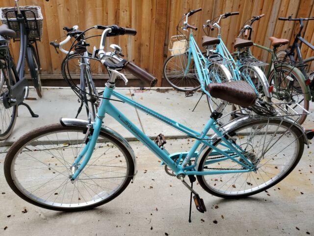 Schwinn Retro Bike 700C Men/'s Red Hybrid Bicycle City Cruiser Commuter Shimano