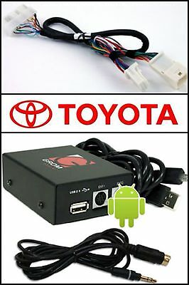 GROM-AND2-TOY-N Android Interface Adapter Kit select Toyota Scion Factory Radios