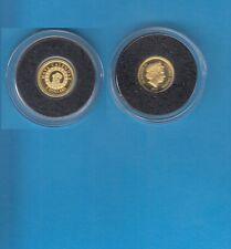 gertbrolen Iles Salomon Le calendrier Maya 5 Dollars OR 2012