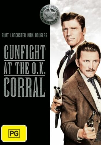 1 of 1 - Gunfight At The O.K. Corral (DVD, 2009)