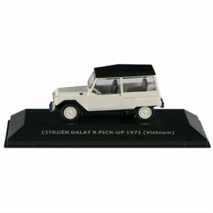 IXO-Citroen-DALAT-R-PICK-UP-1971-VIETNAM-Car-Models-Toys-Diecast-Collection-1-43