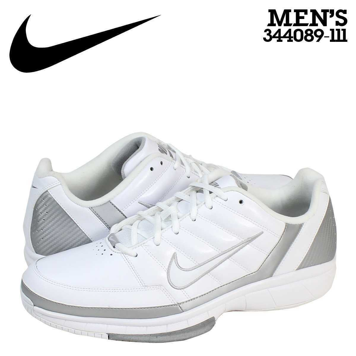 Nike   Air Fast N' Low 344089-111 mens shoe size 13 New basketball white RARE