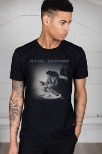 Official-Billy-Joel-The-Stranger-T-Shirt-Unisex-Nuovo-con-Licenza-Merchandise