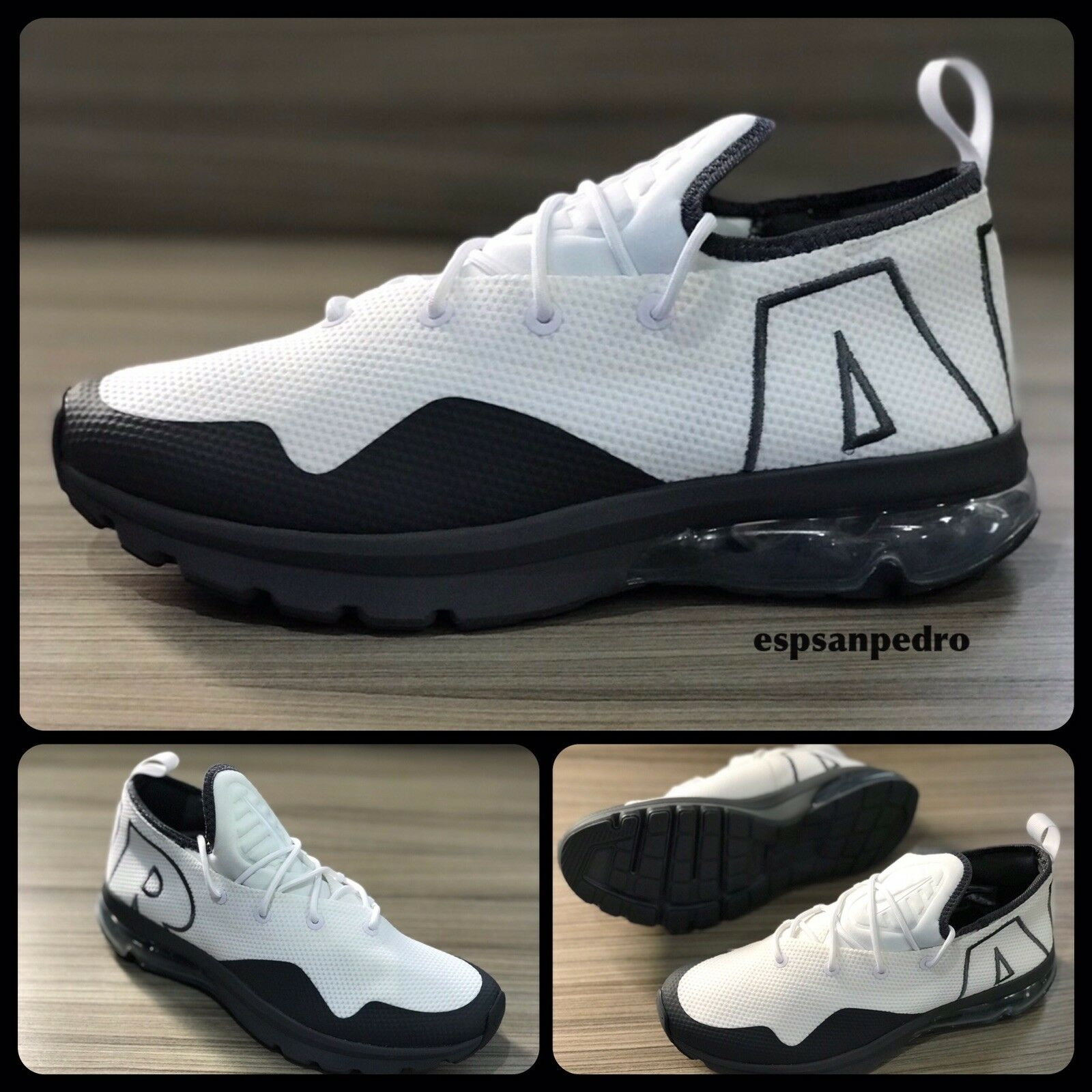 Nike Air Max Flair 50 Homme Baskets Homme 50 Taille UK7.5 EUR 42 [AA3824 100] Authentique e9c3a7