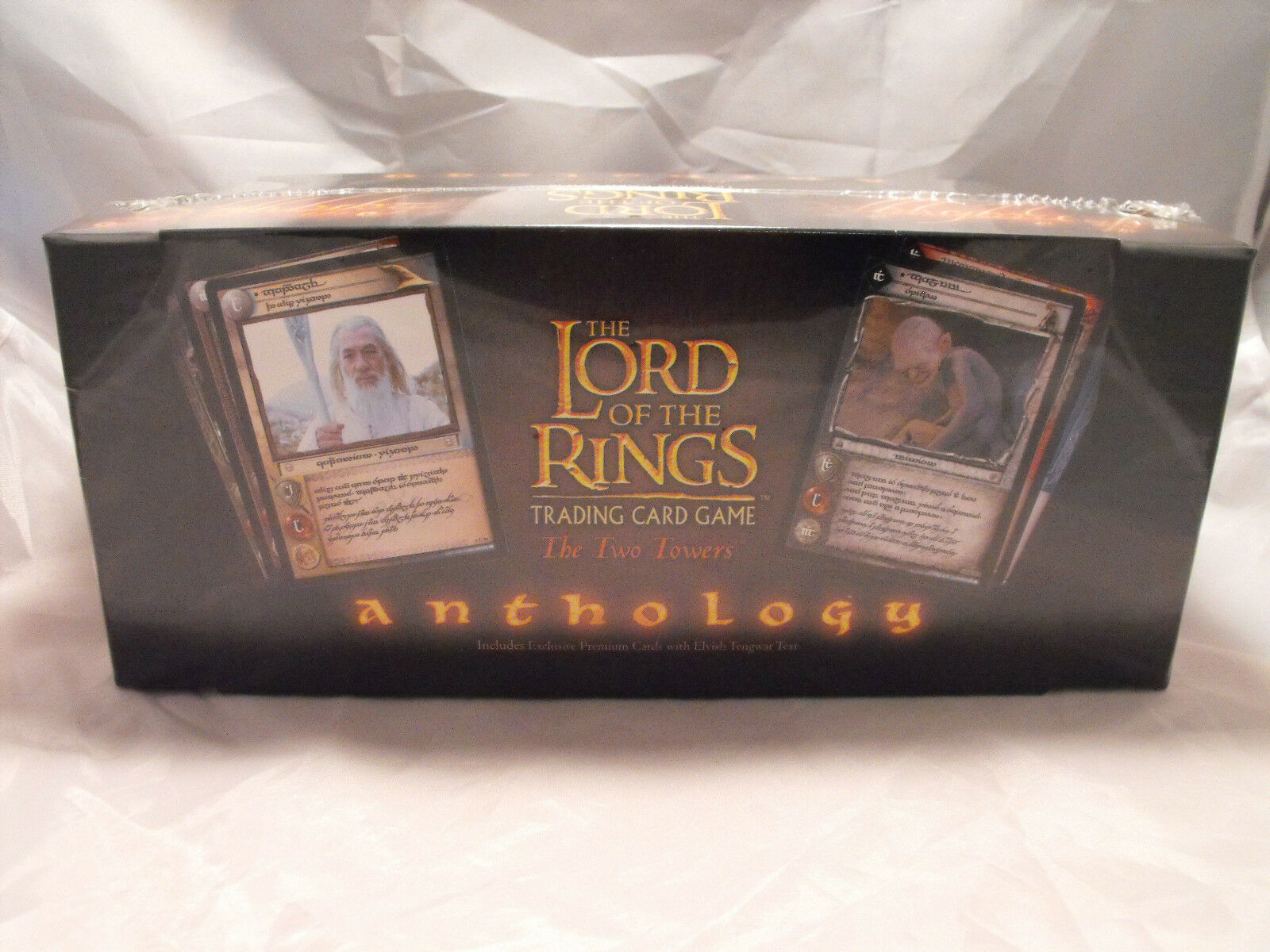 El Señor de los Anillos TCG, The Two Torres Anthology Juego Caja