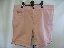 """Pantalón corto para hombre-Topman, 32""""W, rosa claro, subir, Impresión Azteca, chino, Nice - 0091"""