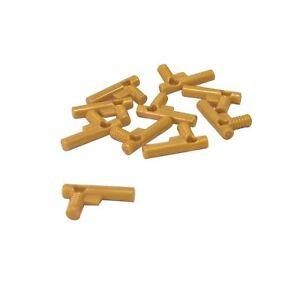 10 NEW LEGO Minifig Utensil Hose Nozzle Elaborate Pearl Gold