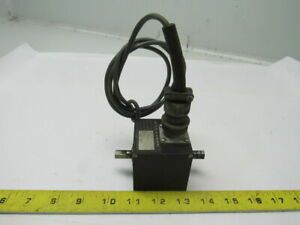 Details about Accu-coder 711-S Incremental Shaft Encoder 120 CPR 5/28 VDC  3/8