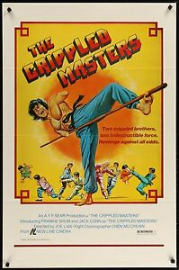 CRIPPLED-MASTERS-1979-Movie-Poster-27x41-MoviePoster-KungFu-MartialArts