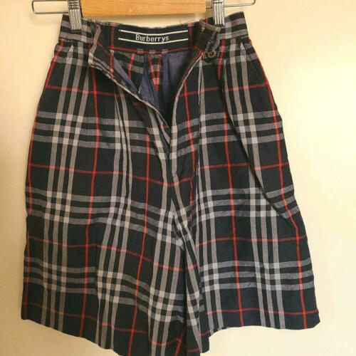 Burberry Culottes Size S