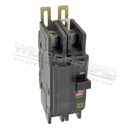 QOU250 Molded Case 50A 240V Circuit Breaker 2Pole QOU Series QOU Circuit Breaker