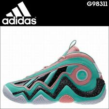 39f69468a4 Adidas KOBE Crazy 97 South Beach MINT Green Light Pink Christmas Black  White 10