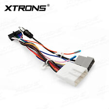 car stereo radio iso lead wiring harness cable for nissan cars rh ebay com