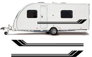 camping car caravane vinyle graphiques kit stickers. Black Bedroom Furniture Sets. Home Design Ideas
