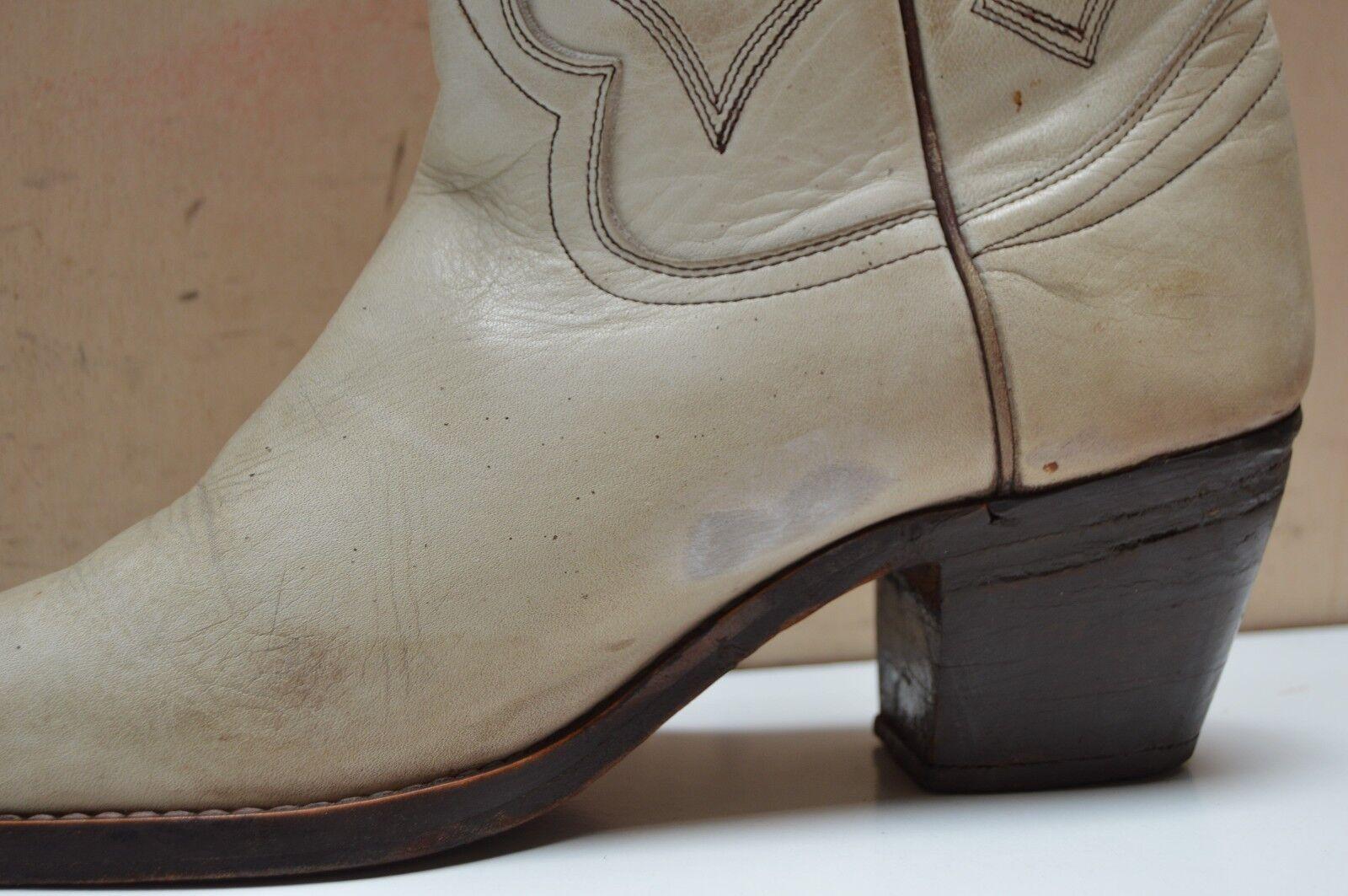 Westernstiefel Boots made spain handmade Biker UK 8,5 Stiefel stivali Biker handmade Boots c99150