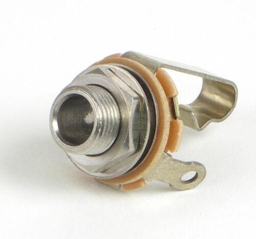 "Switchcraft USA 1/4"" mono input jack socket #11"