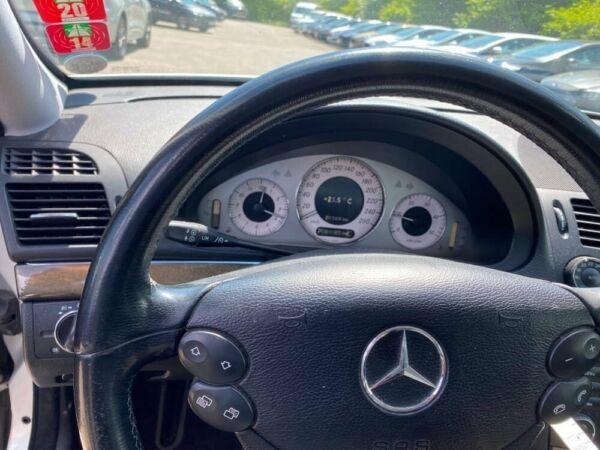 Mercedes E220 2,2 CDi Avantgarde stc. aut. - billede 5