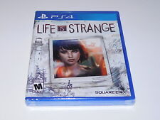 Life Is Strange PS4 (Sony PlayStation 4) Brand New Factory Sealed Ships In A Box