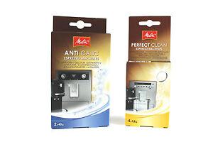 Melitta-ANTICAL-Descalcificador-2x-40-gr-Plus-PERFECT-CLEAN-Pastillas-4x-18g