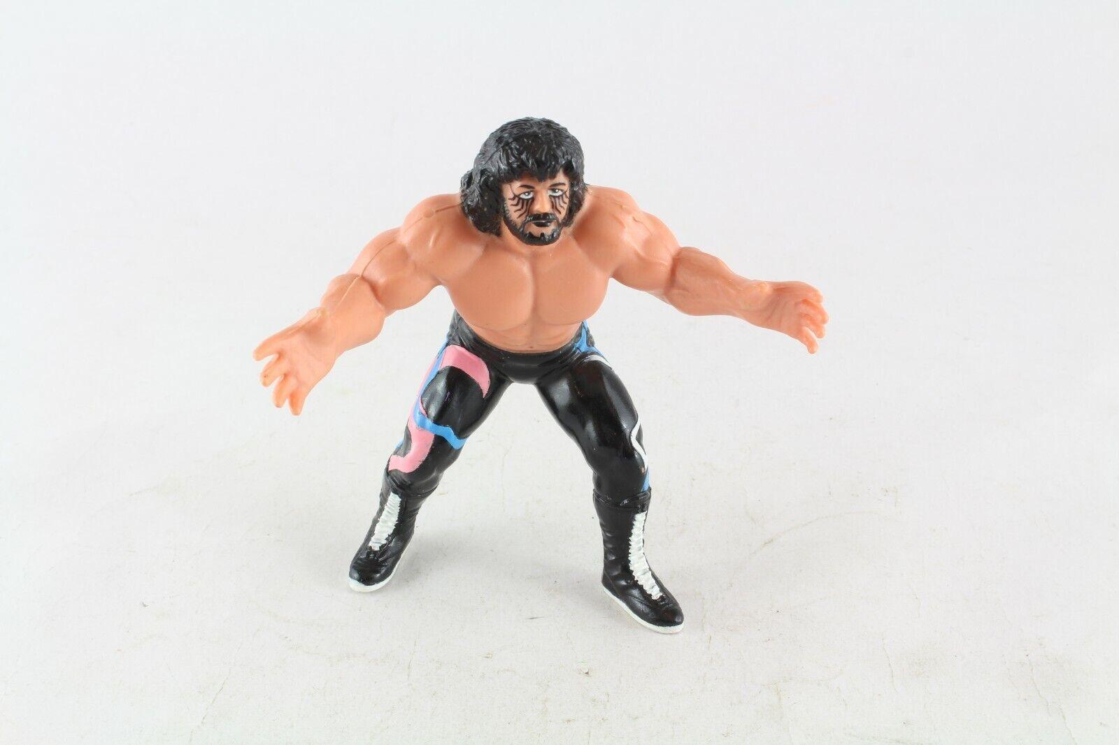 Galoob WWF WCW Wrestling Action Figure Freebirds Jimmy Garvin Action Figure