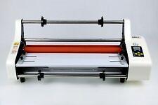 Skt460 Laminator Four Rollers Hot Roll Laminating Machine Brand New