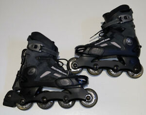 Rollerblade-Black-Synergy-ABT2-Skates-W-74mm-Black-Hole-Wheels-Size-Mens-7-25