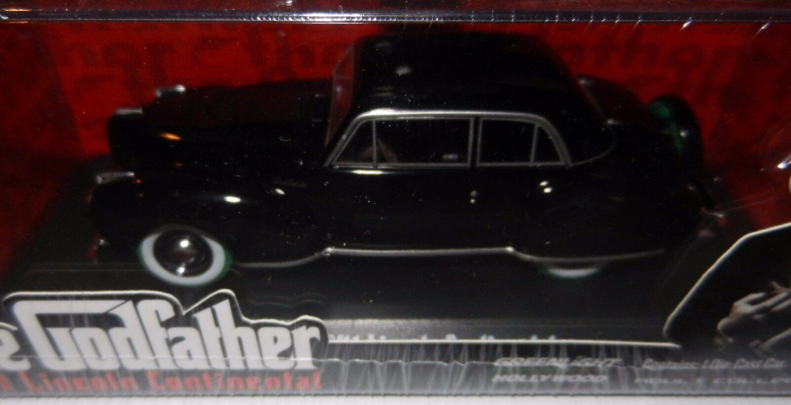 verdelight escala 1 43 Lincoln Lincoln Lincoln Continental 865071 1941 raro verde rueda Chase df6baa