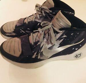 Basketball Gris Noir 5 Iii Taille 14 Baskets Zoom Nike Durant Kevin 1WwqZ5U5