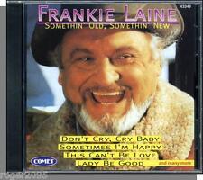 Frankie Laine - Somethin' Old, Somethin' New! - New 22 Song CD!